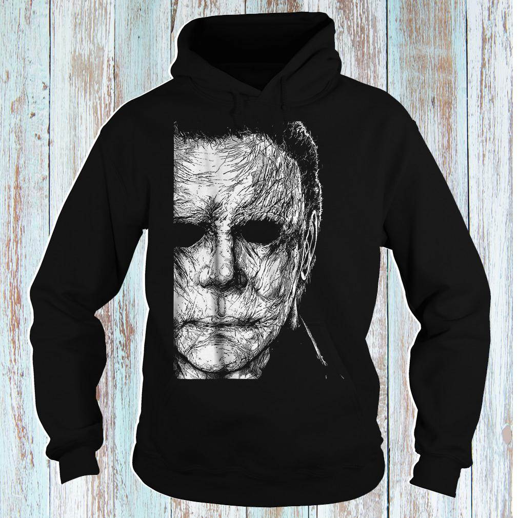 Horror movie halloween Michael Myers cool shirt