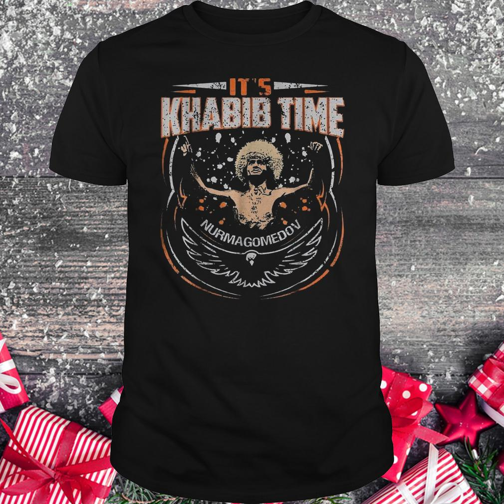 It's Khabib time Nurmagomedov shirt