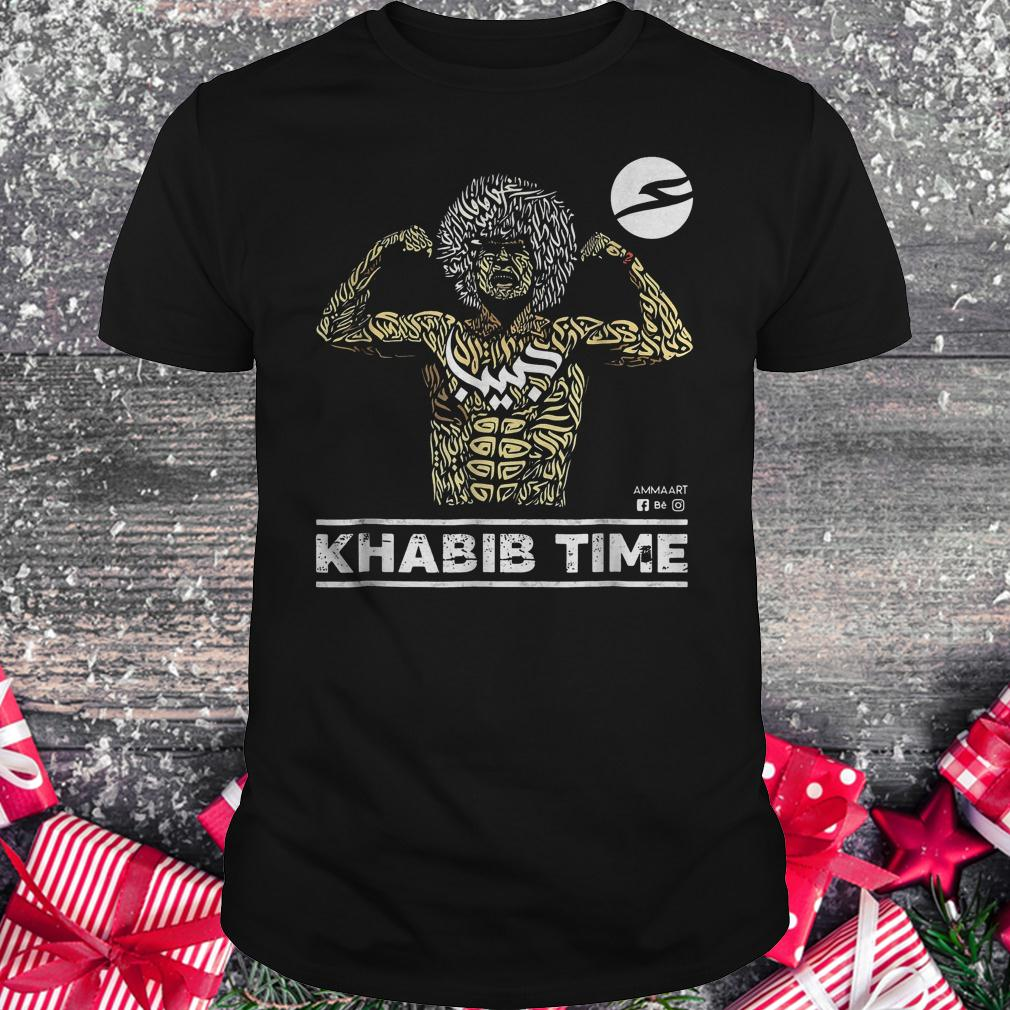 Khabib Time Original by Ammaart shirt