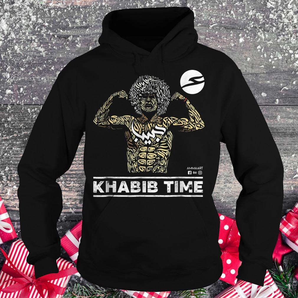 Khabib Time Original by Ammaart shirt Hoodie
