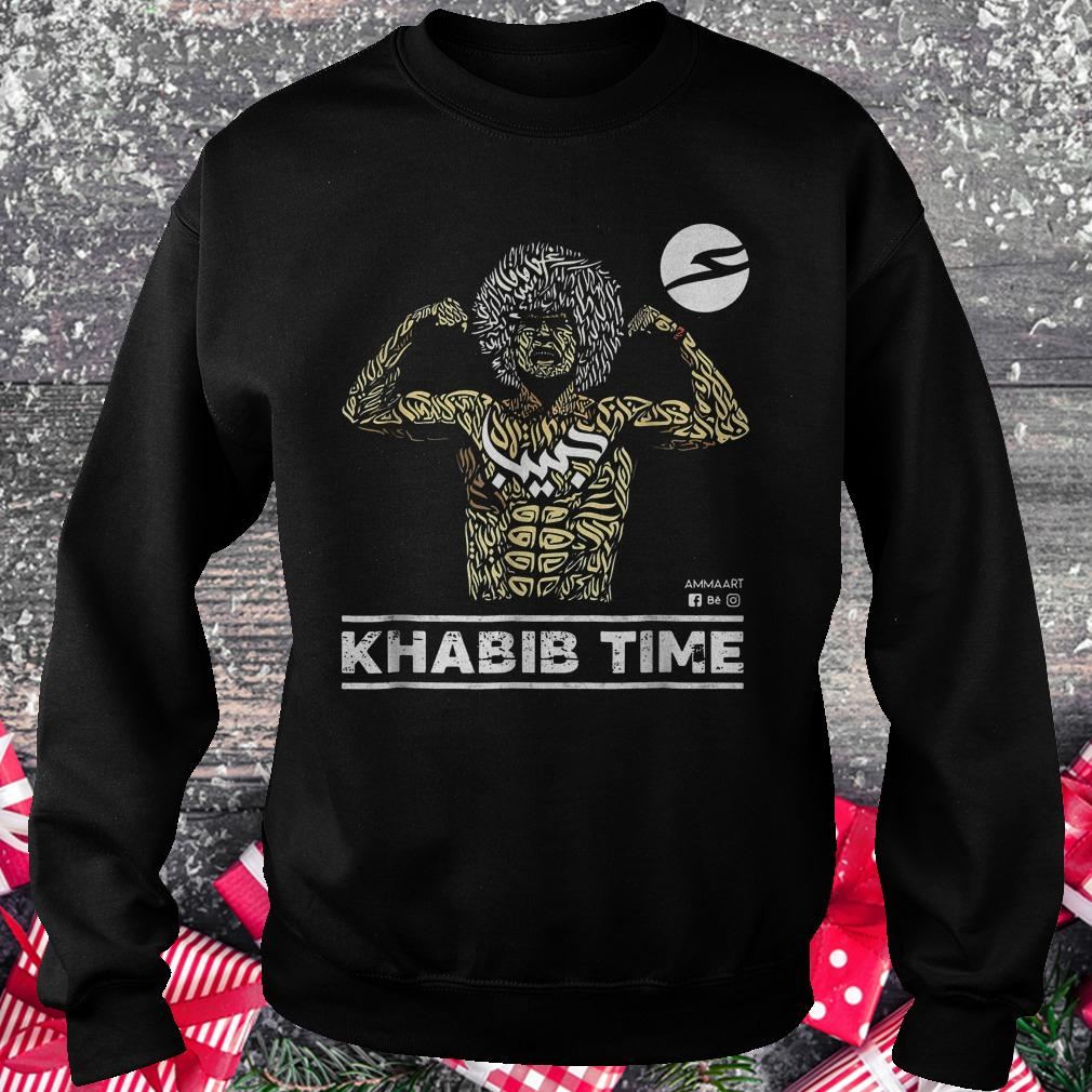 Khabib Time Original by Ammaart shirt Sweatshirt Unisex