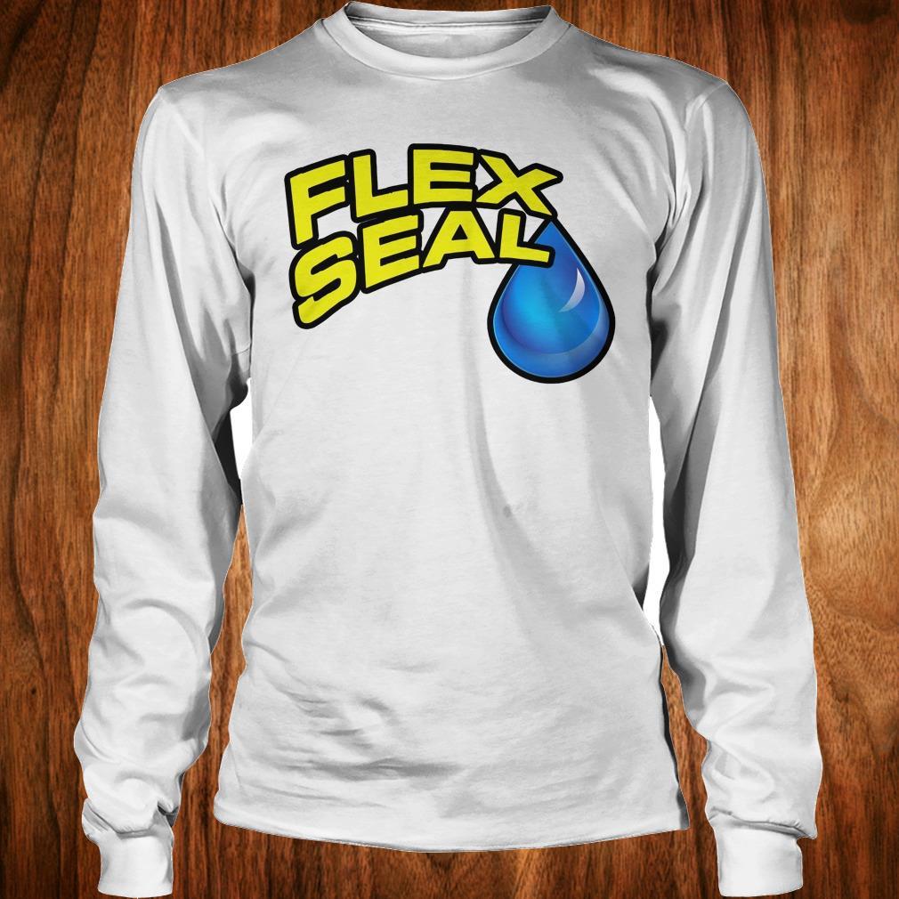 Official Flex Seal shirt