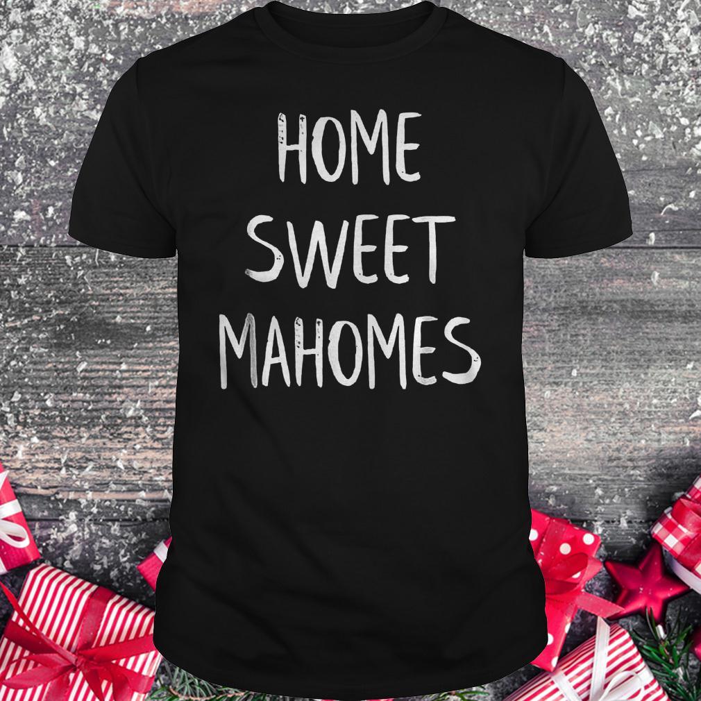Patrick home sweet Mahomes Kansas city KC football shirt