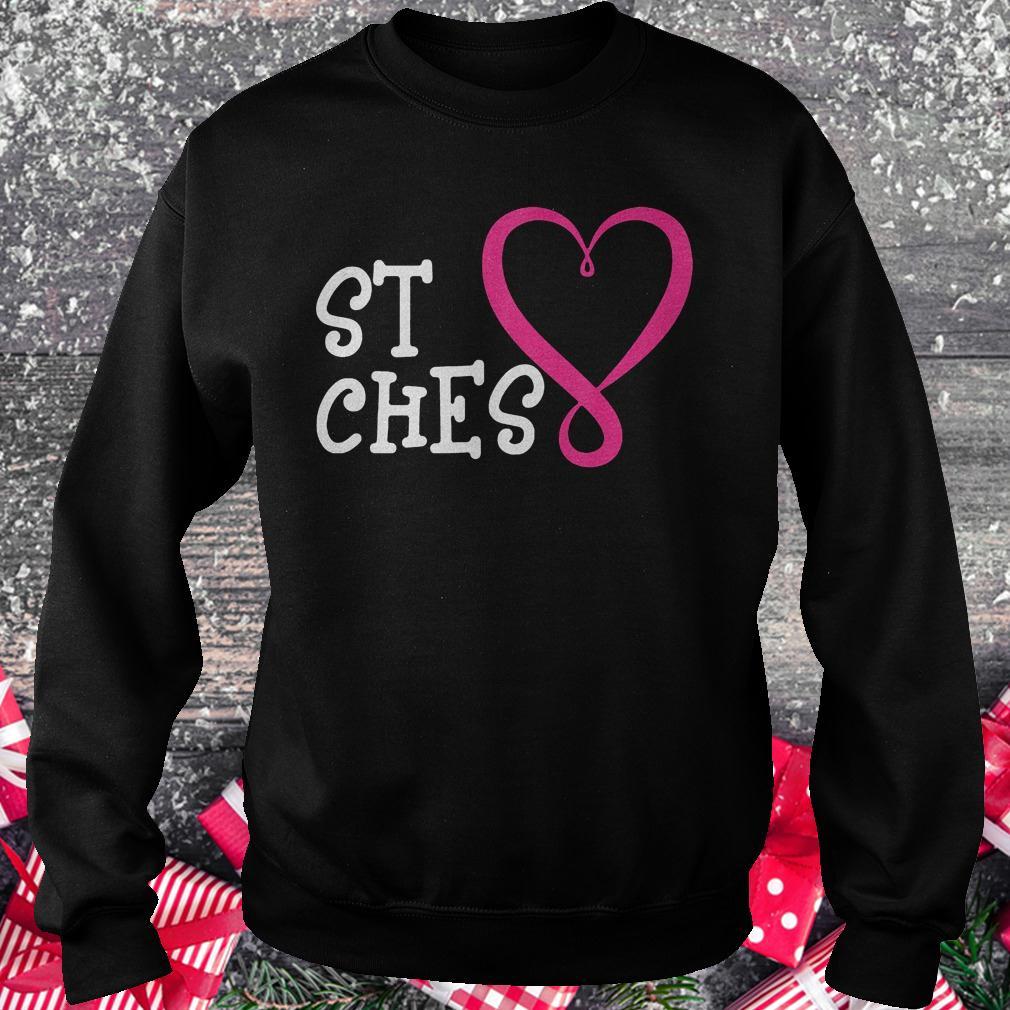 St Ches best bitches shirt Sweatshirt Unisex