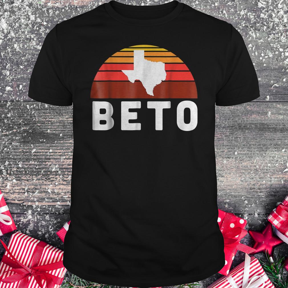 US Texas Vote for Beto for Senate Beto ORourke shirt