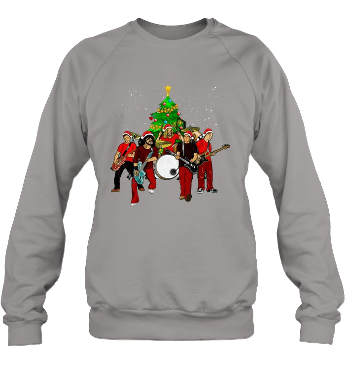 Sweater Fighters Awesome Tree Christmas Foo 1q768iw