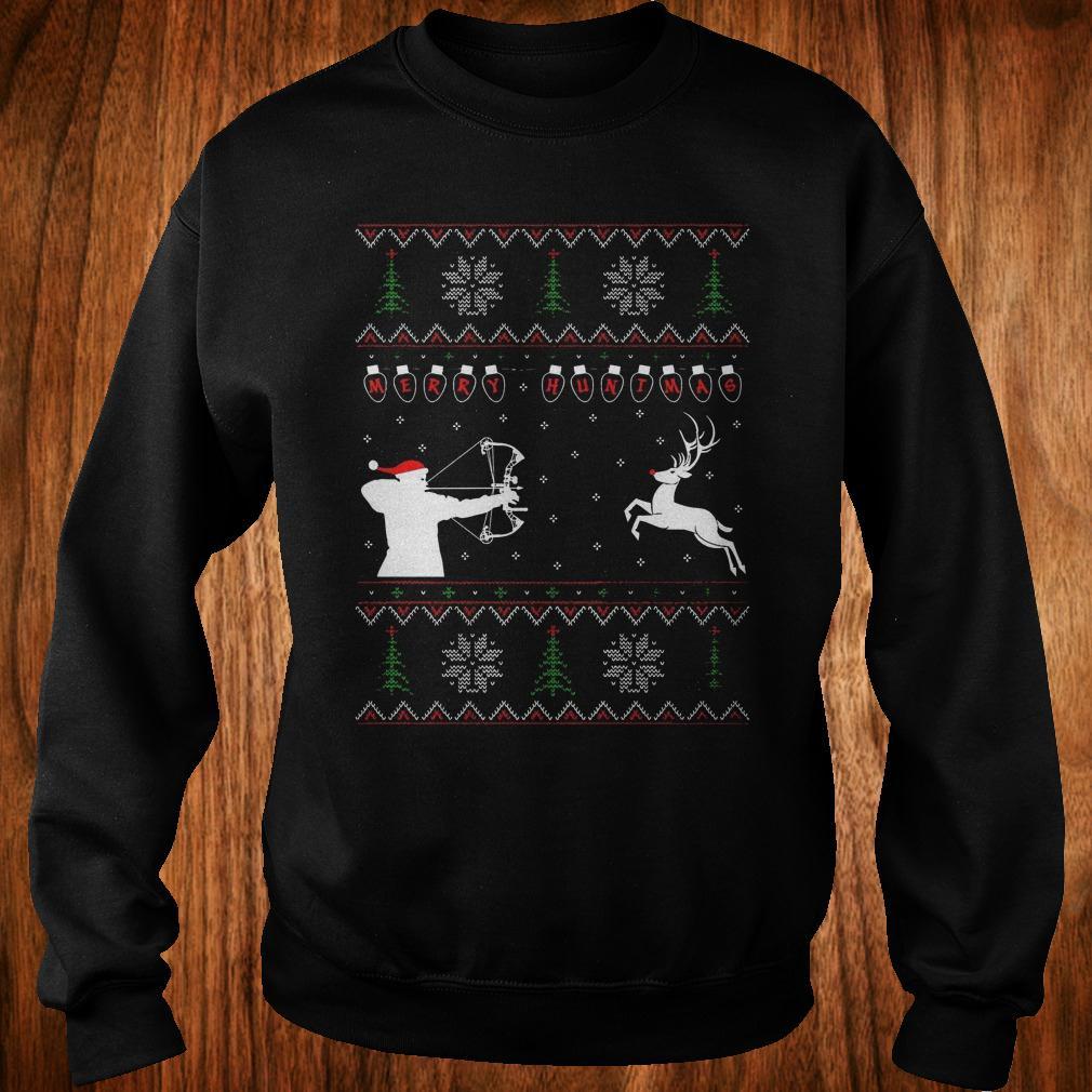 Best Price Merry huntmas sweater Sweatshirt Unisex
