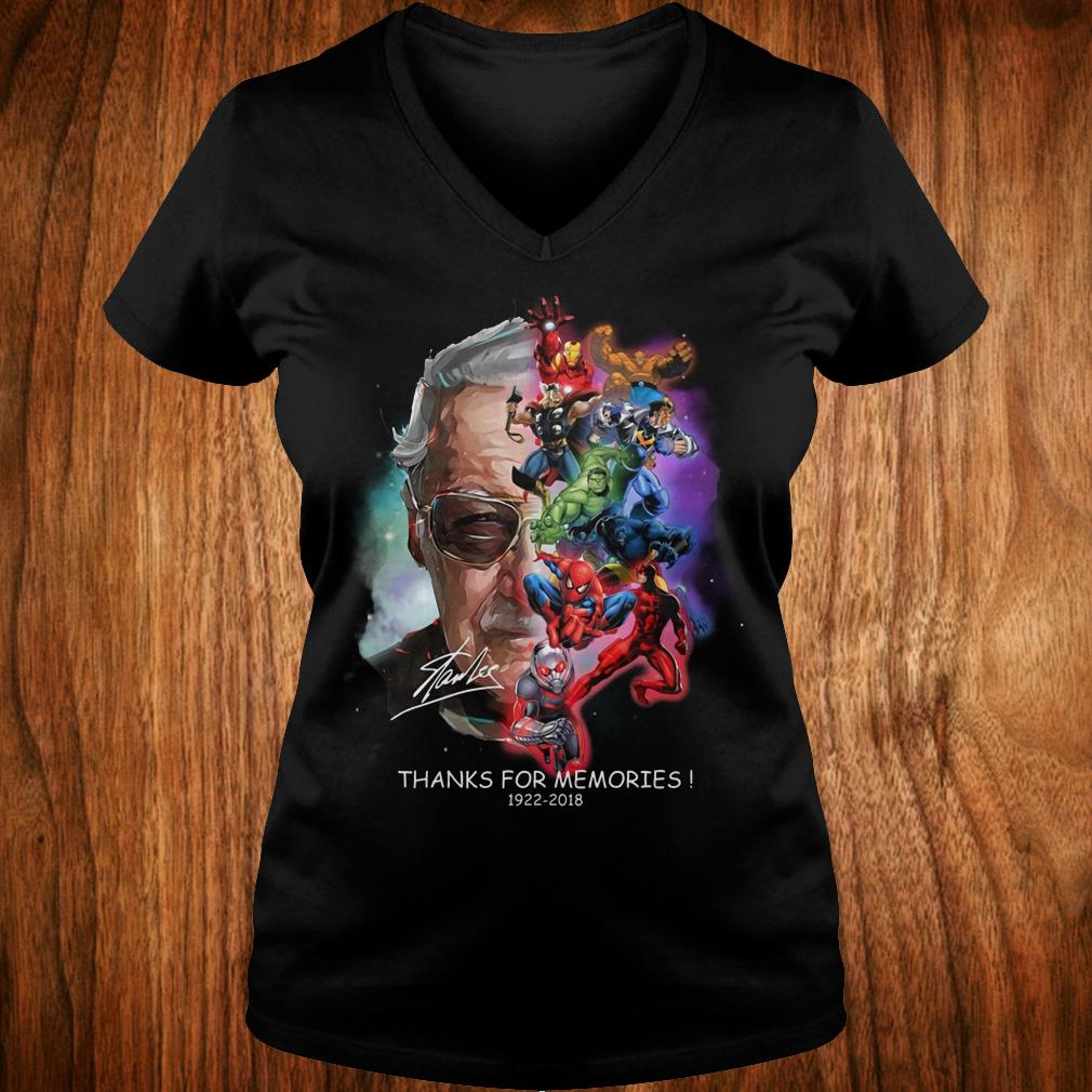 Best Price Stan Lee Father Of Marvel shirt Ladies V-Neck