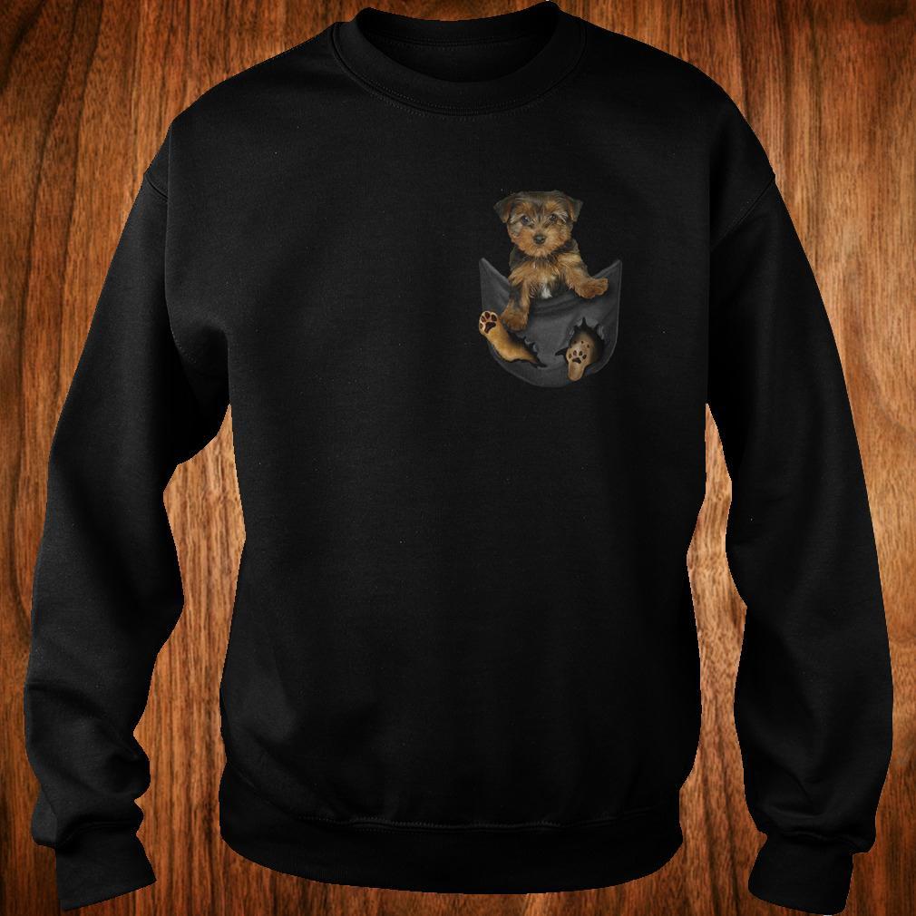 Best Price Yorkies Tiny Pocket shirt Sweatshirt Unisex