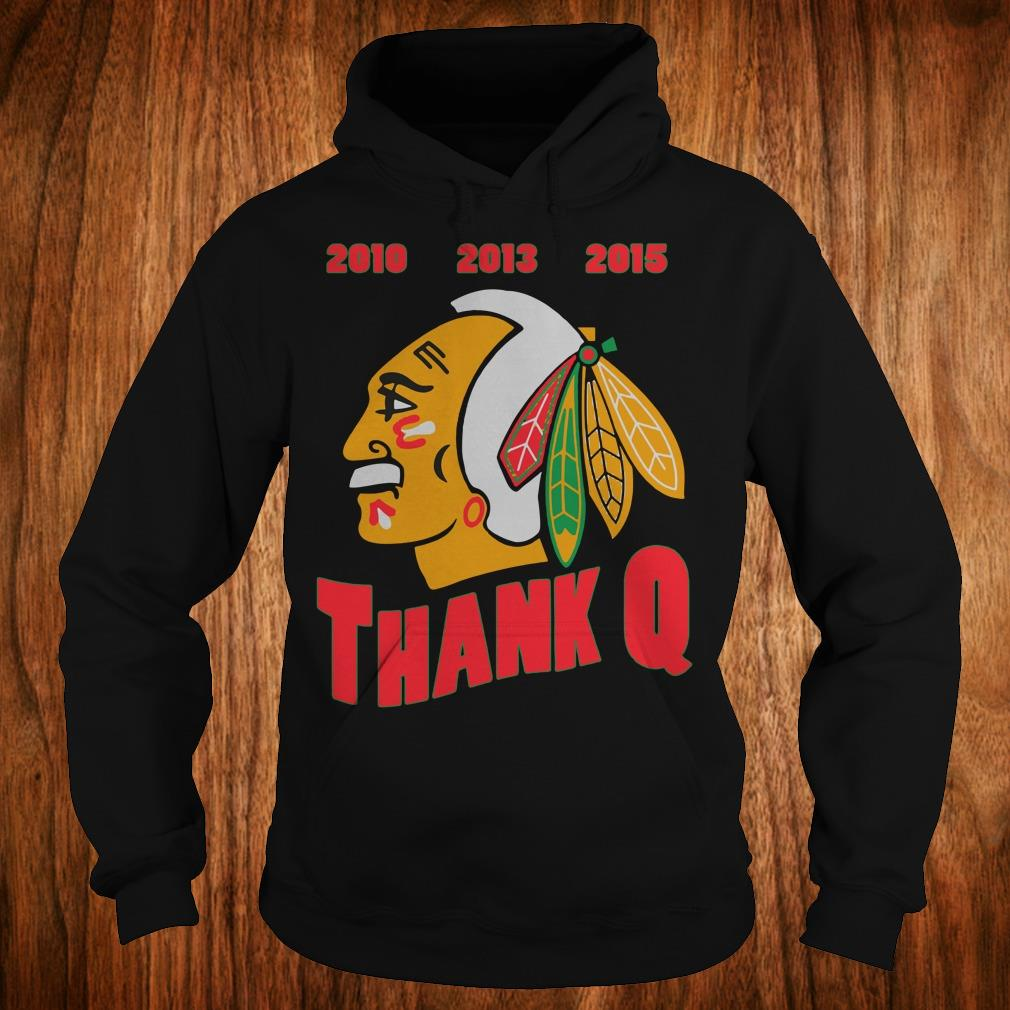 Best price Thank you, Coach Q shirt Hoodie