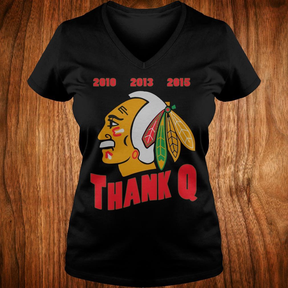 Best price Thank you, Coach Q shirt Ladies V-Neck