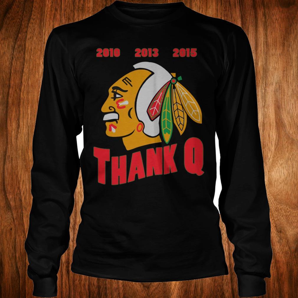 Best price Thank you, Coach Q shirt Longsleeve Tee Unisex