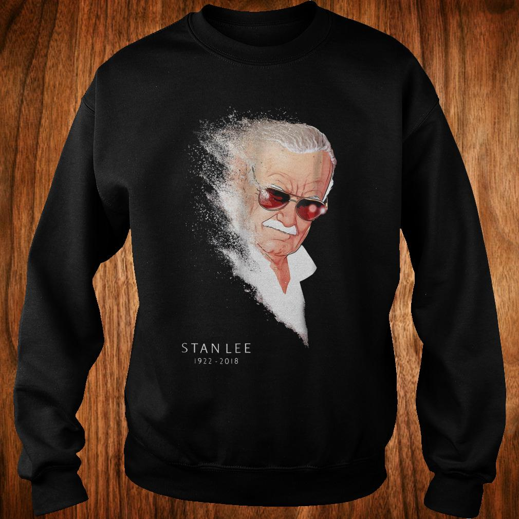 Cute Shirt Stan Lee Infinity War Thanos Disintegration shirt Sweatshirt Unisex