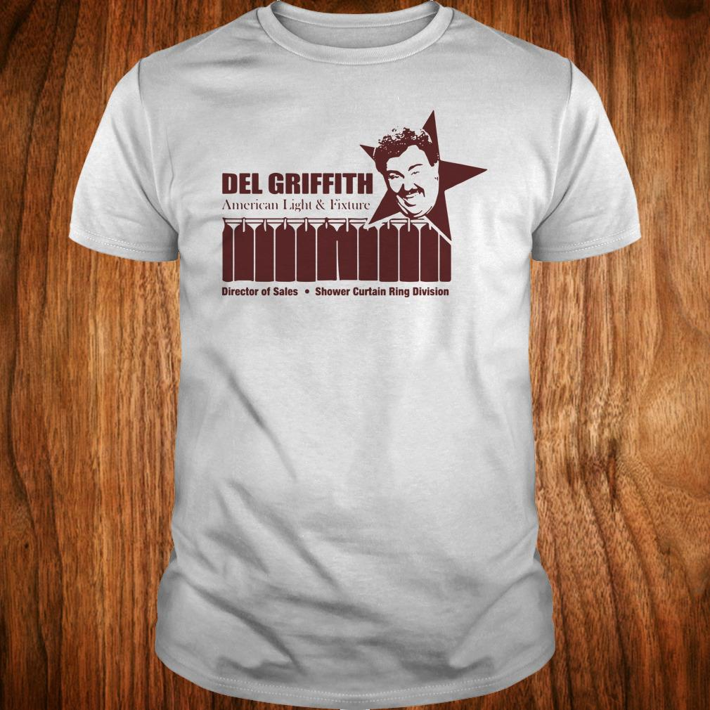 Hot Del Griffith American Light And Fixture Shirt Classic Guys Unisex Tee.jpg