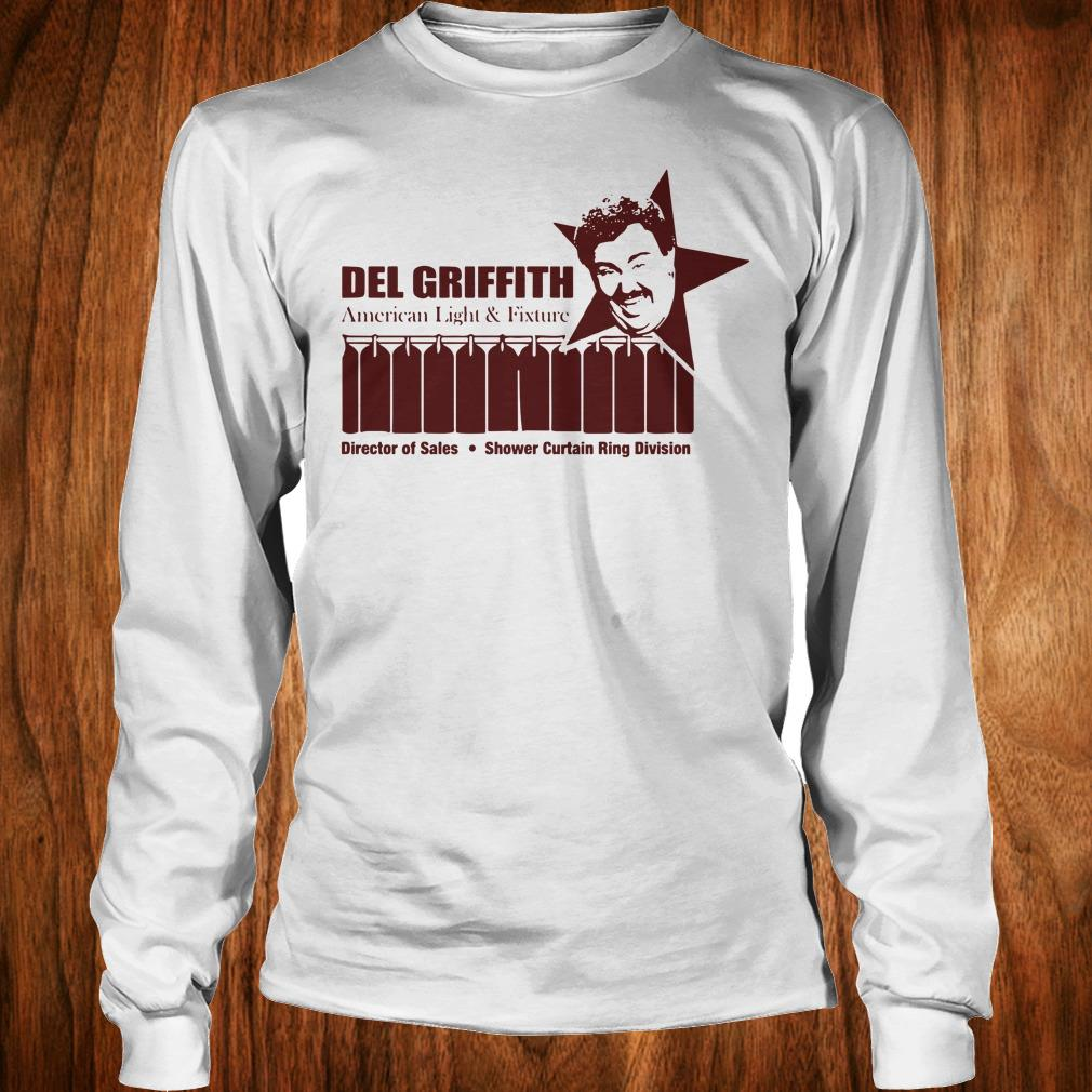 Hot Del Griffith American Light and Fixture shirt Longsleeve Tee Unisex