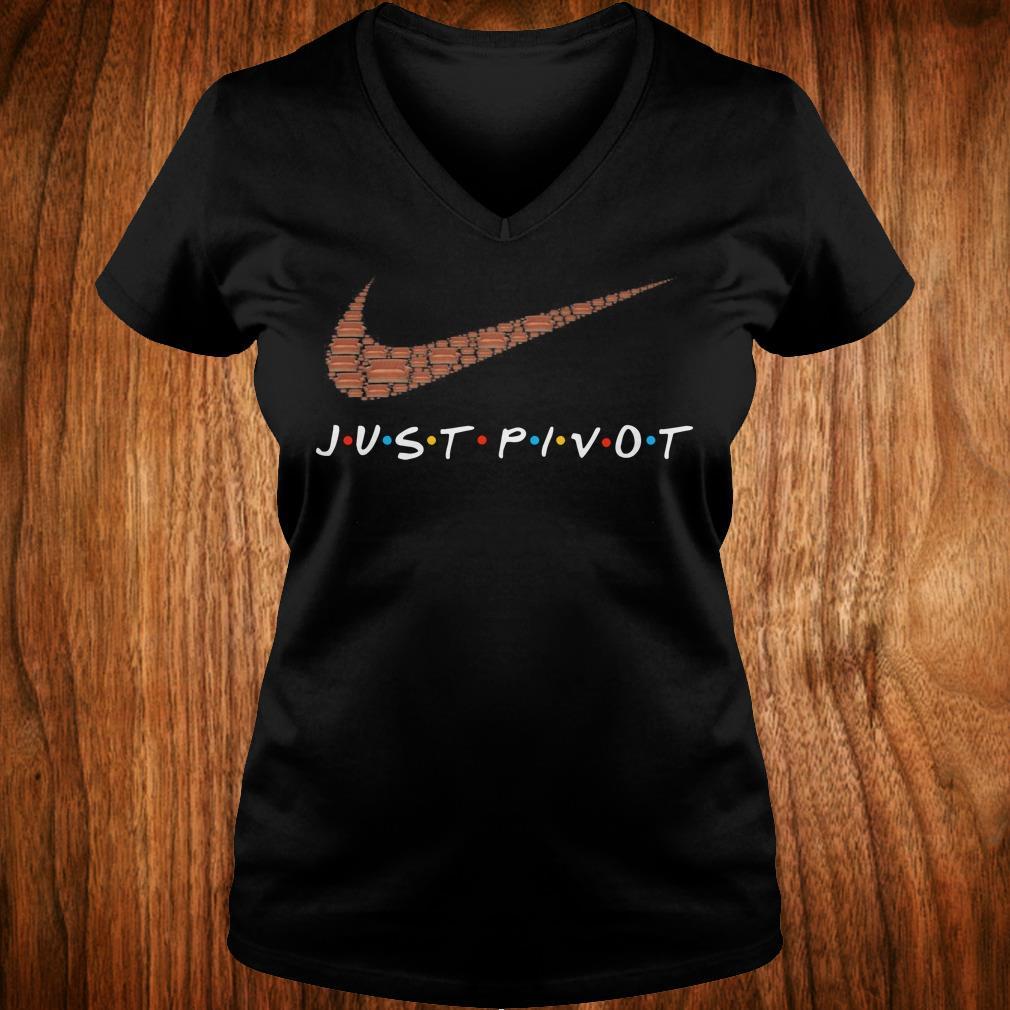 Hot Nike just pivot shirt Ladies V-Neck