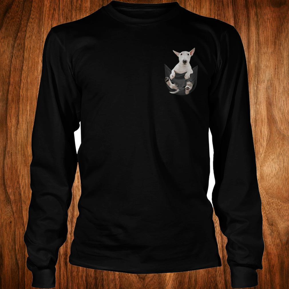 Original Bull Terrier Pocket shirt