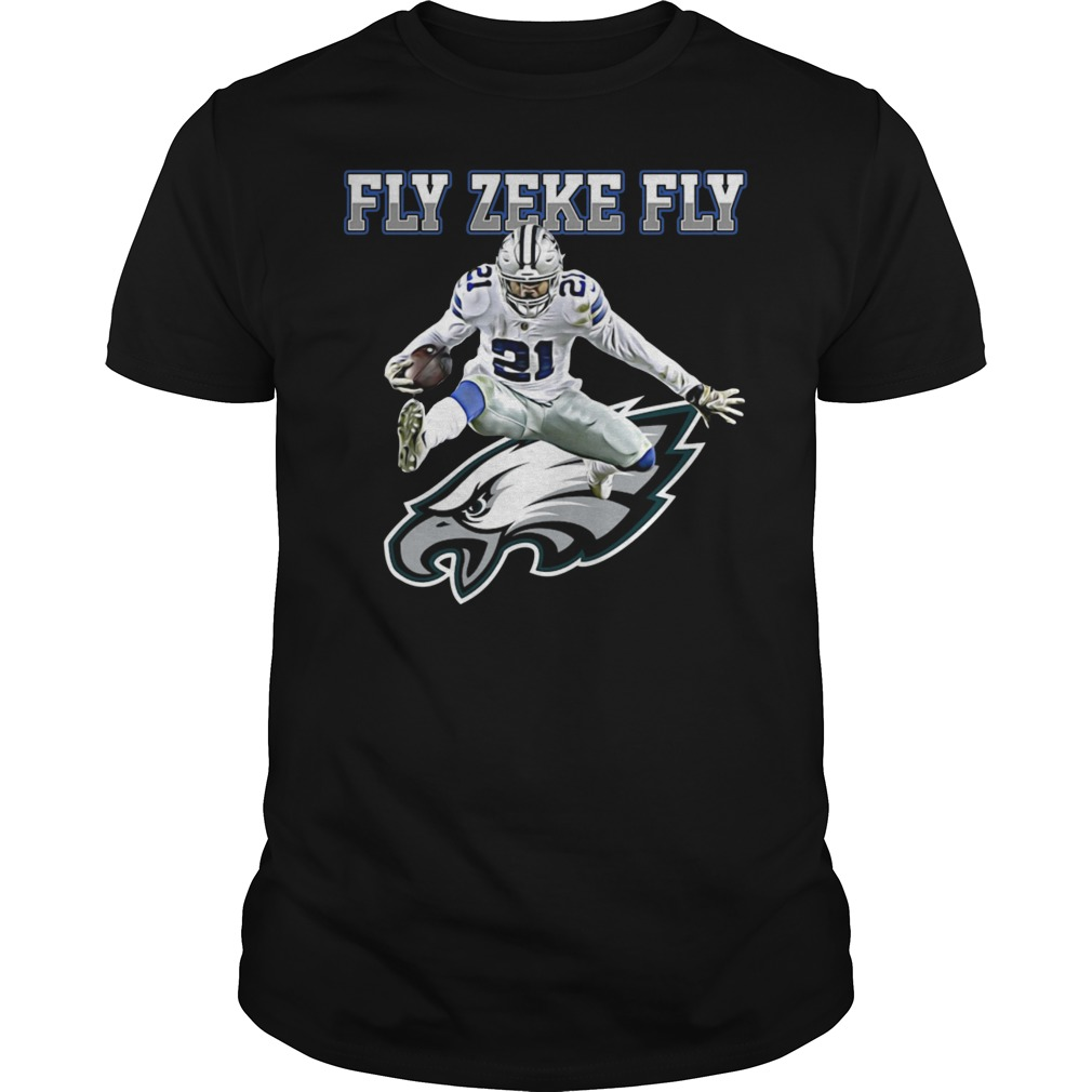 Original Philadelphia Eagles Fly Zeke Fly shirt