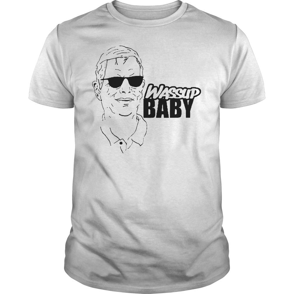 Premium Cam Newton OC Norv Turner Wassup Baby shirt