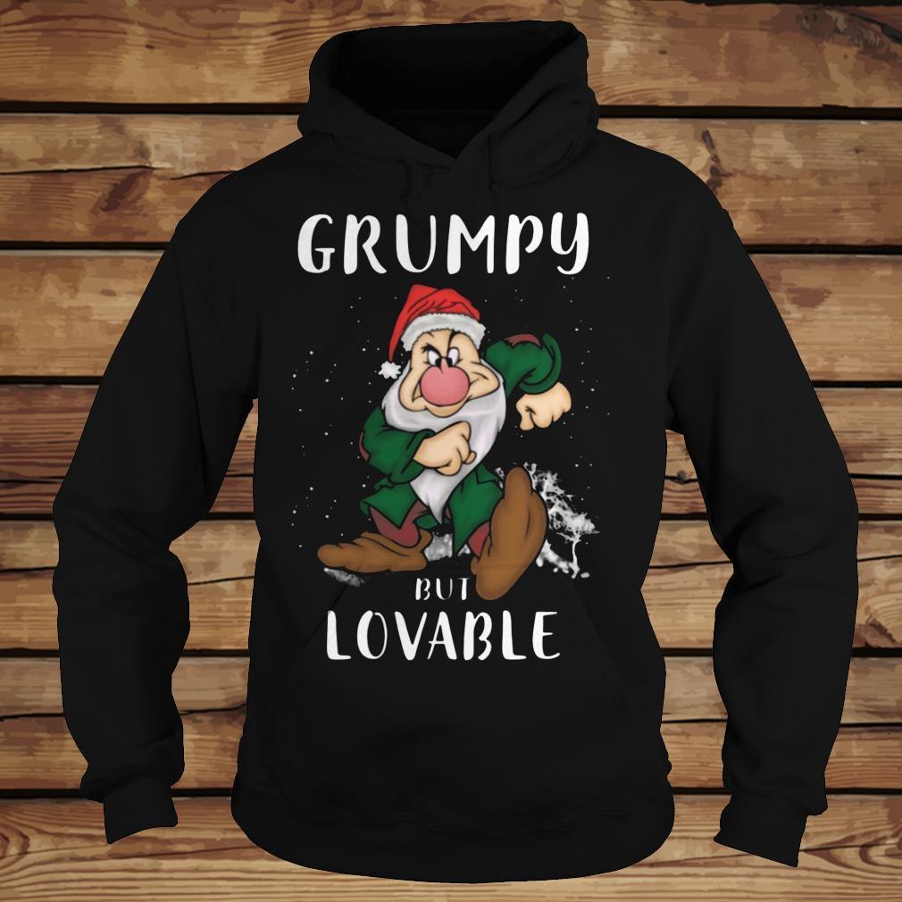 Premium Grumpy but lovable Shirt