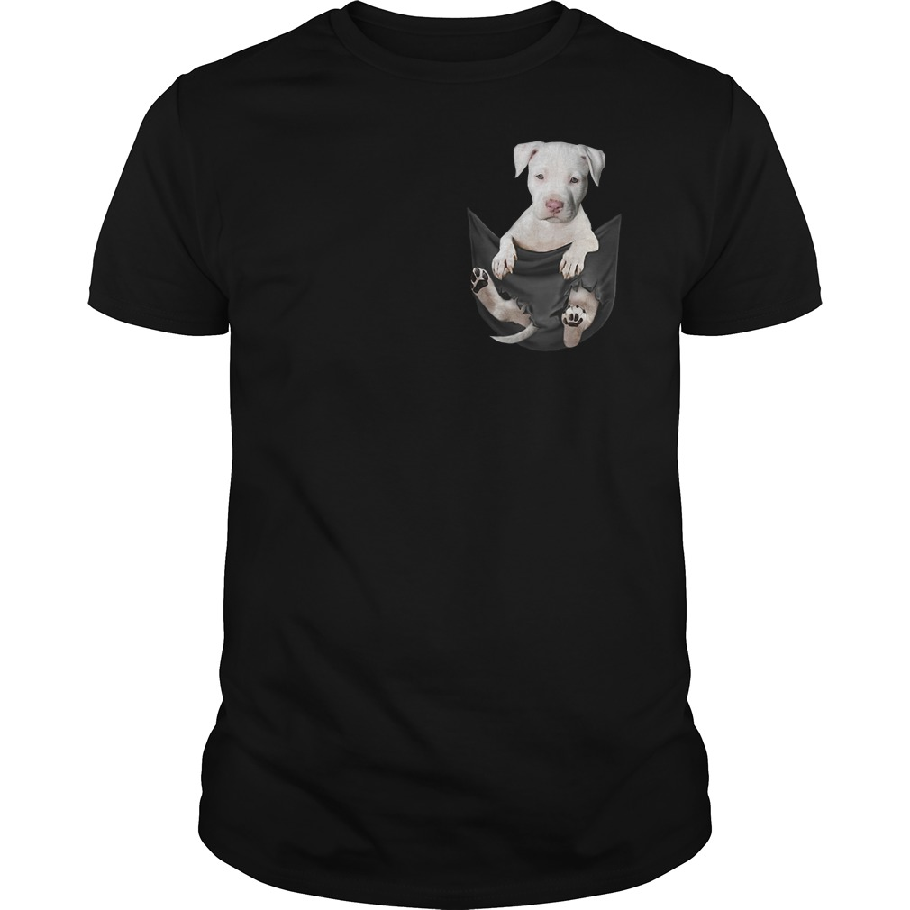 Premium Staffordshire Bull Tiny Pocket shirt