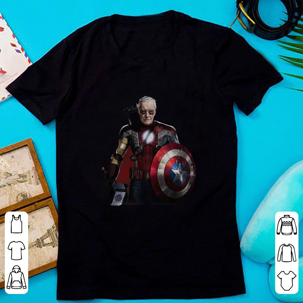 Top Stan Lee Superhero shirt