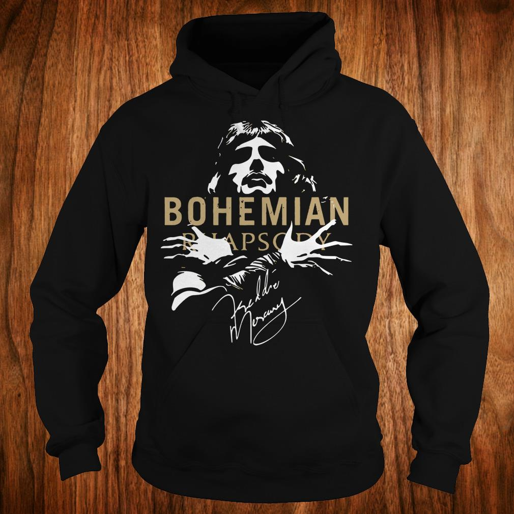 The Best Bohemian Rhapsody Signature shirt Hoodie