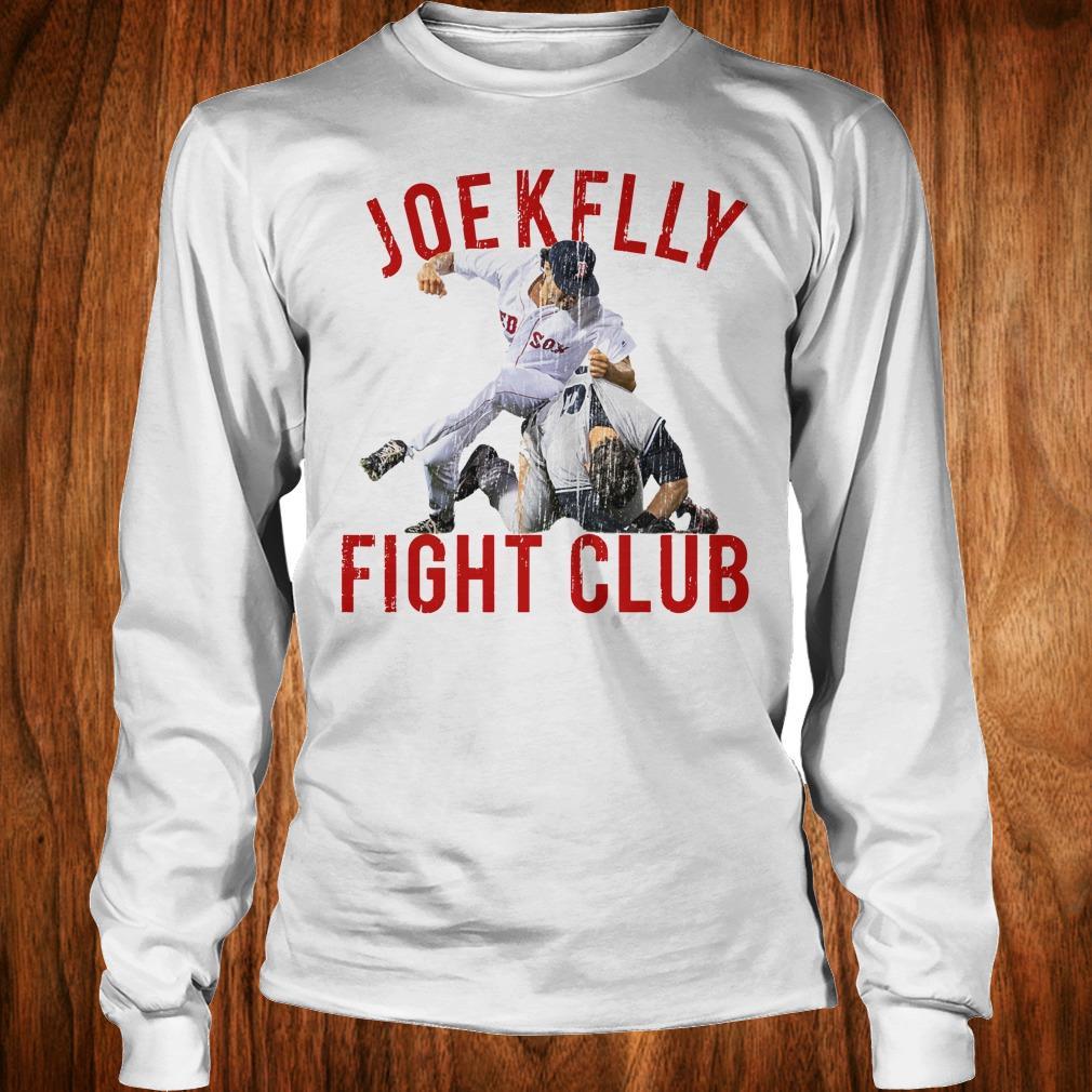 Top Joe Kelly Fight Boston Baseball Club shirt Longsleeve Tee Unisex