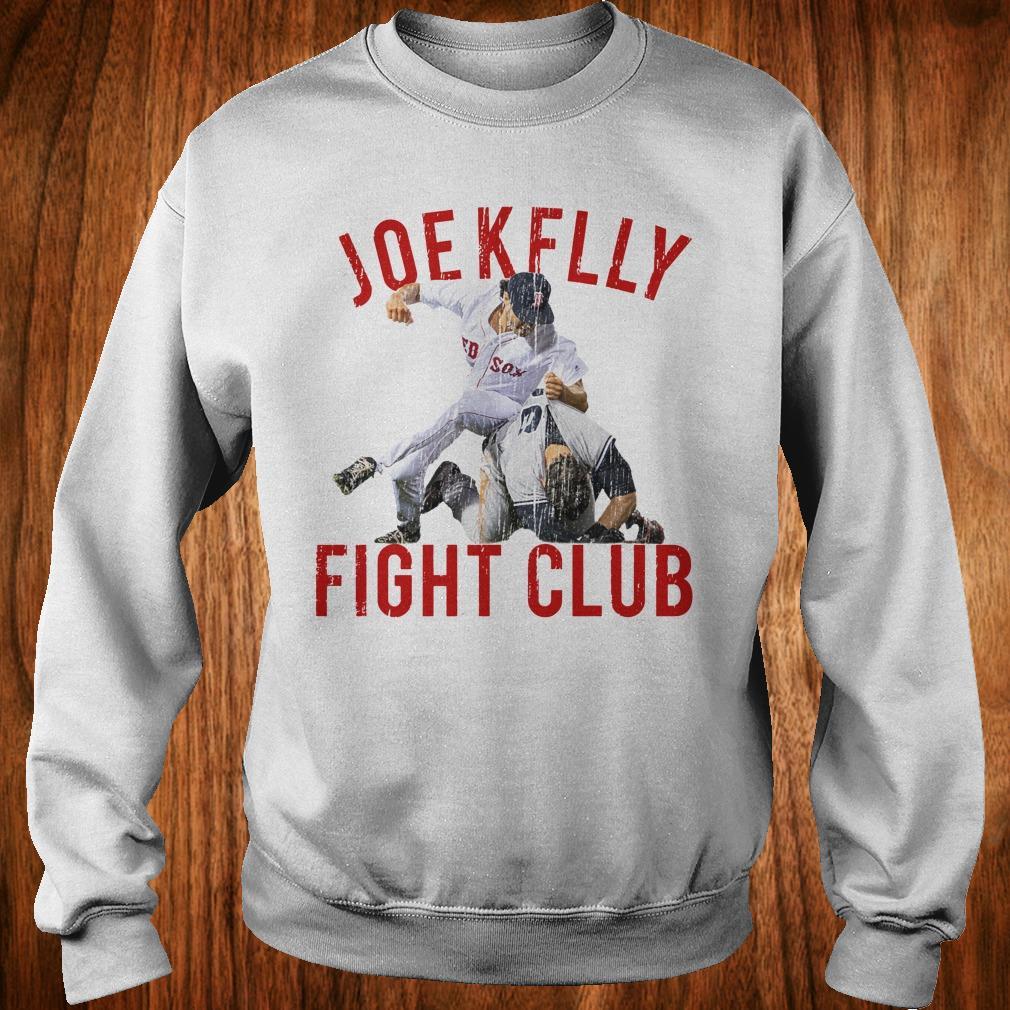 Top Joe Kelly Fight Boston Baseball Club shirt Sweatshirt Unisex