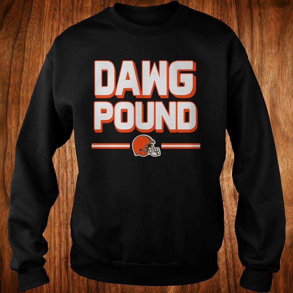 Top l Cleveland Dawg Pound shirt Sweatshirt Unisex