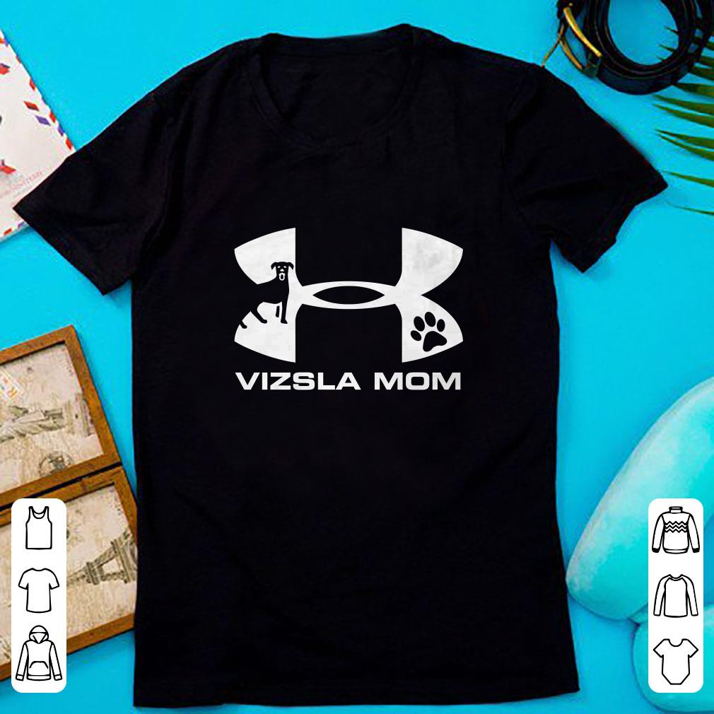 Cute Under Armour Vizsla Mom shirt
