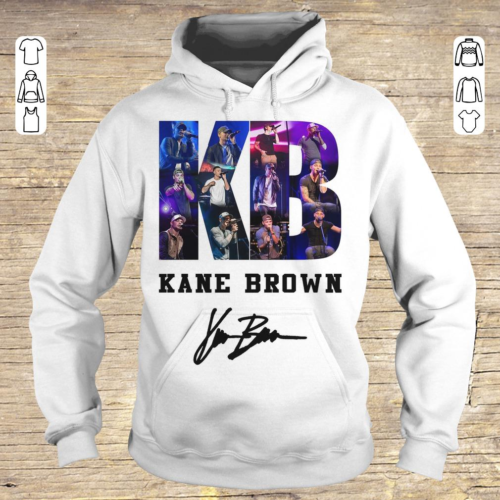 Awesome Kane Brown Signed Autograph shirt Hoodie