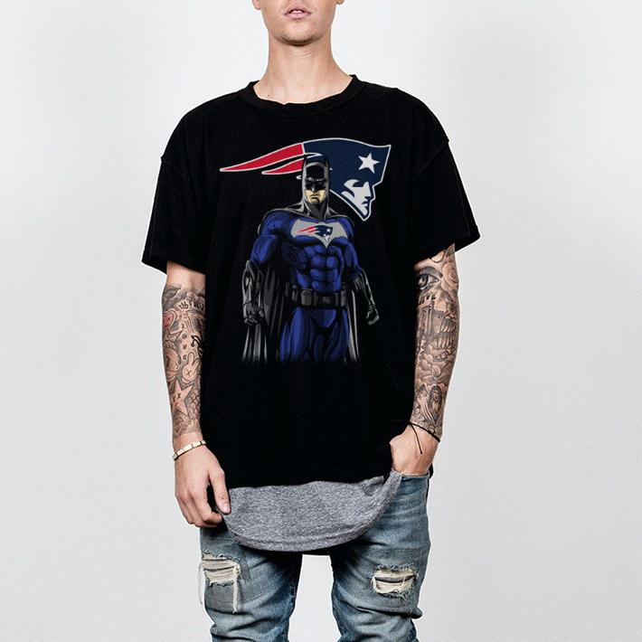 new england patriots batman shirt