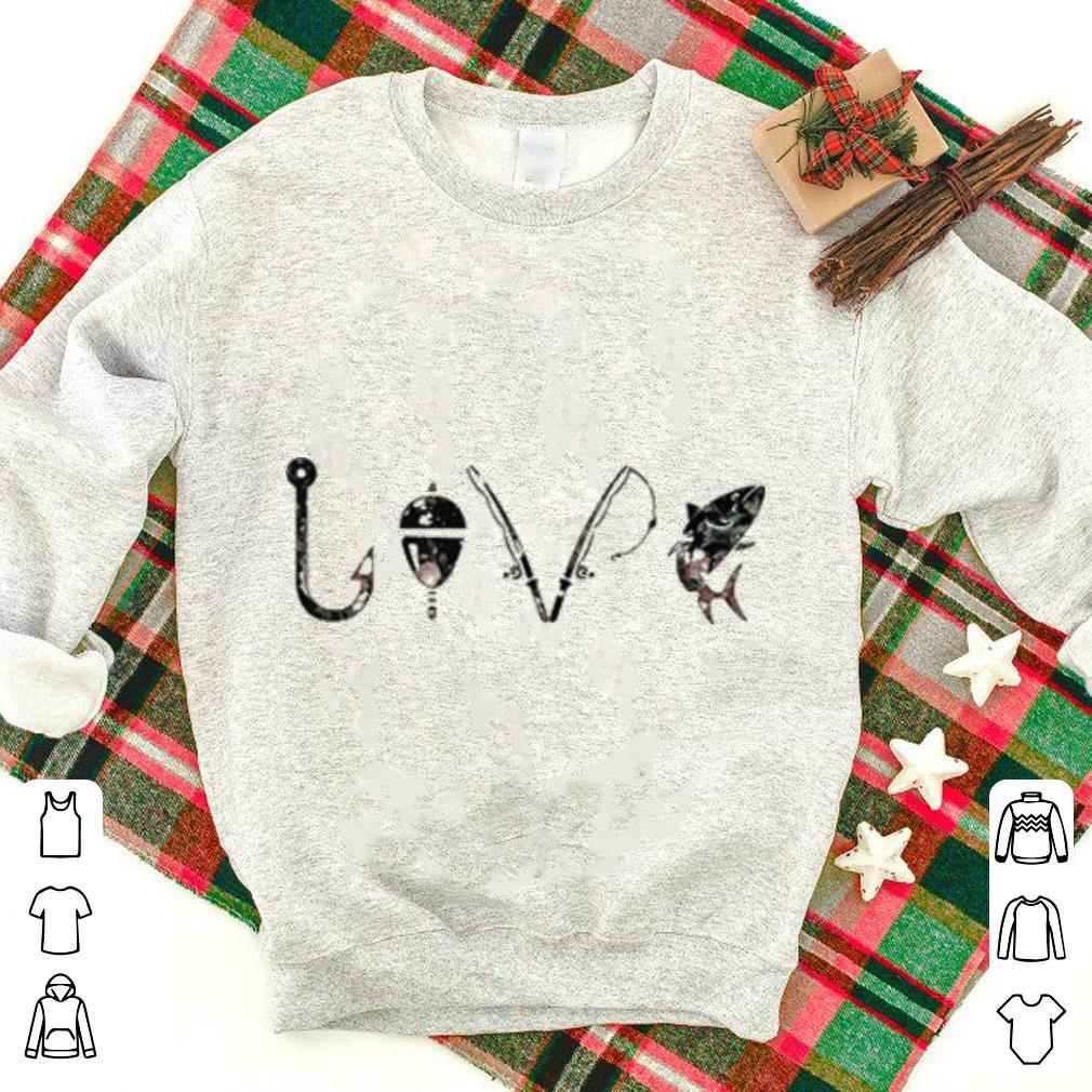 Love Fishing shirt