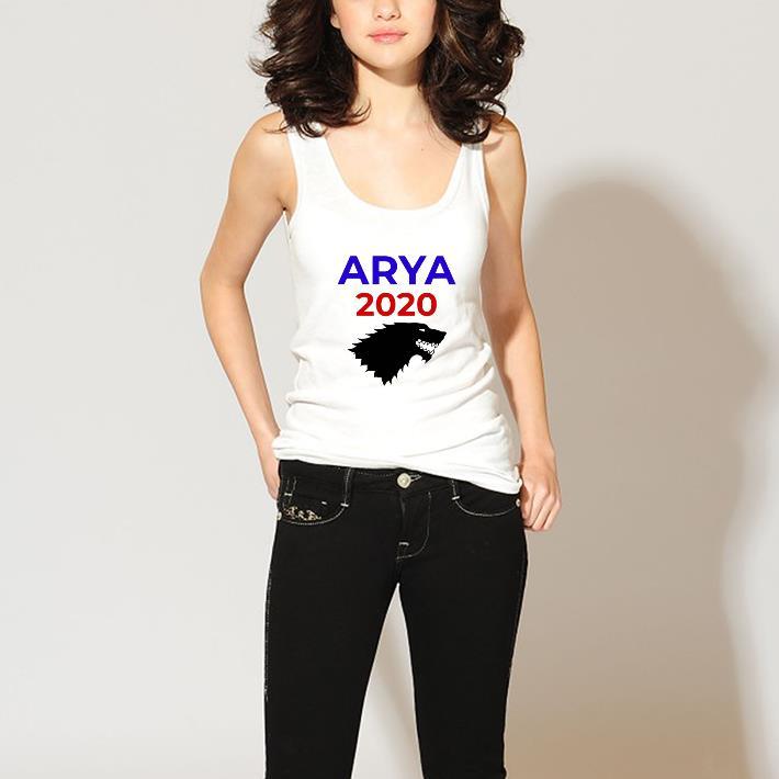 Awesome Arya Stark 2020 Game Of Throne shirt