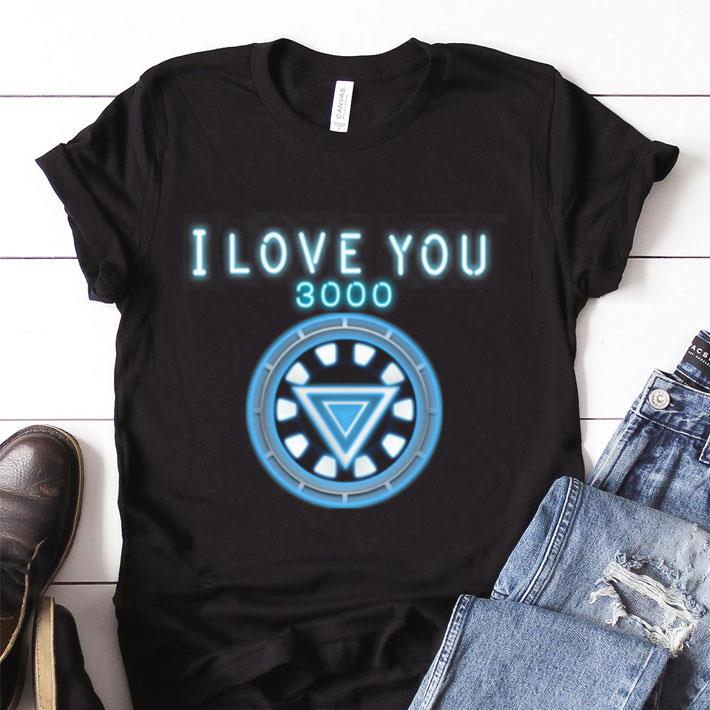 Official Dad and Daughter I Love You 3000 time shirt