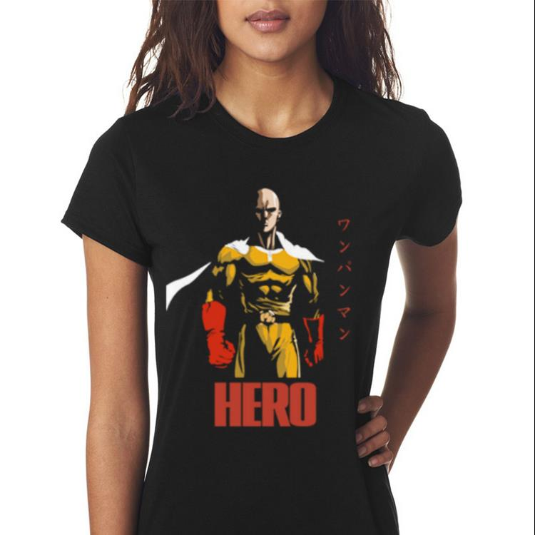 2ee95b837 Premium Hero Saitama One Punch Man shirt, hoodie, sweater ...