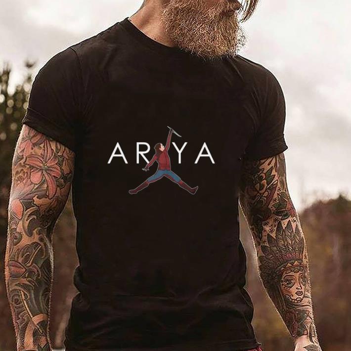 Pretty Game Of Thrones Arya Stark Jumpman shirt