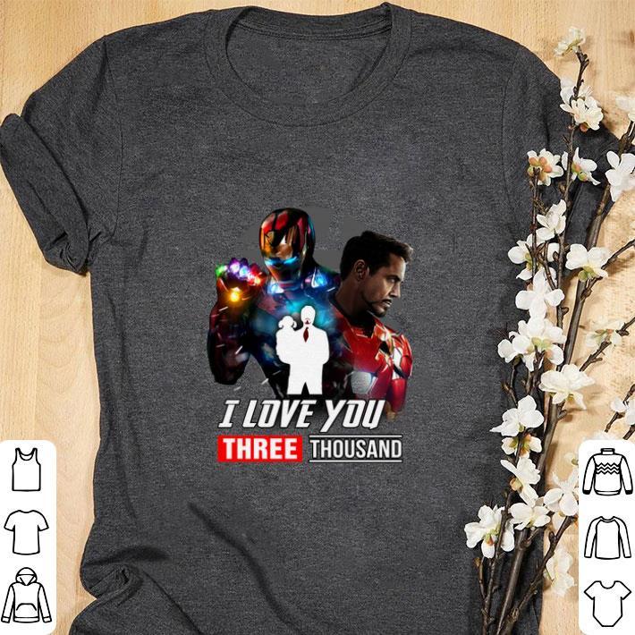 Top Ironman And Daughter I Love You Three Thousand Shirt 1 1.jpg