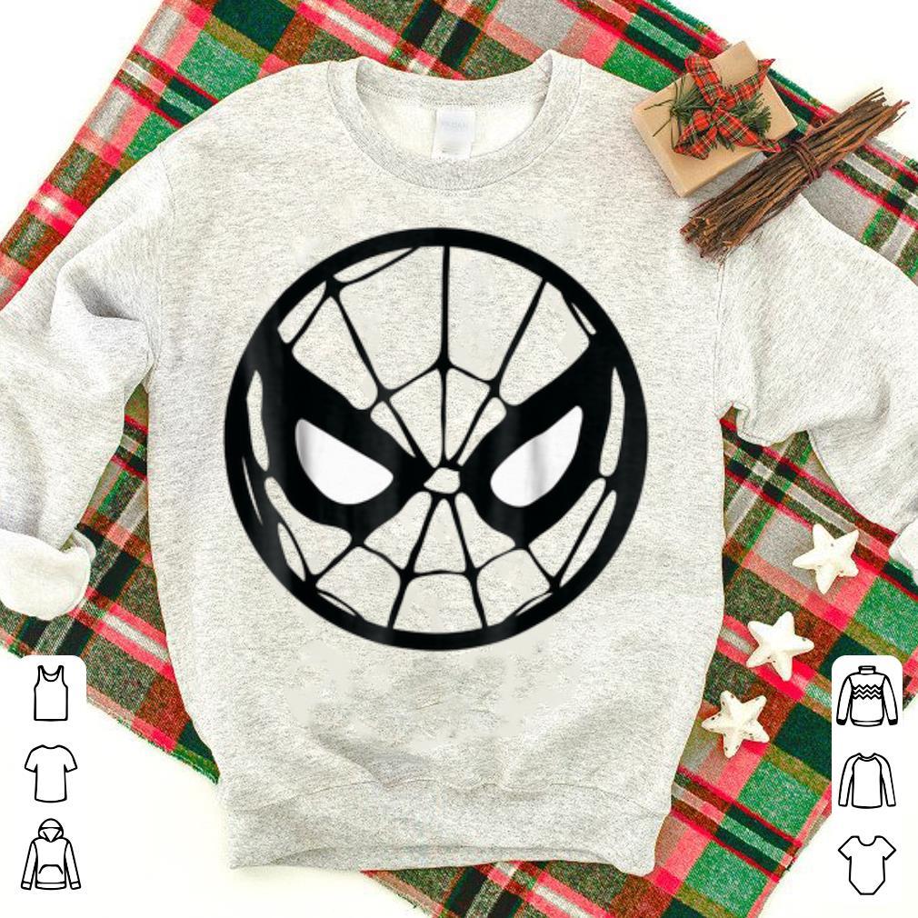 Marvel Spider-man Circle Mask Graphic shirt