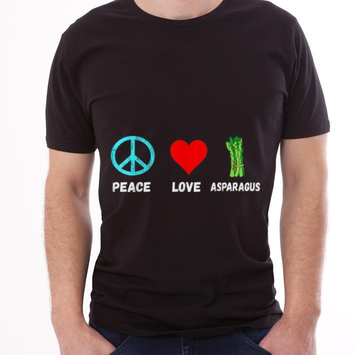 I Love Heart Asparagus T-Shirt