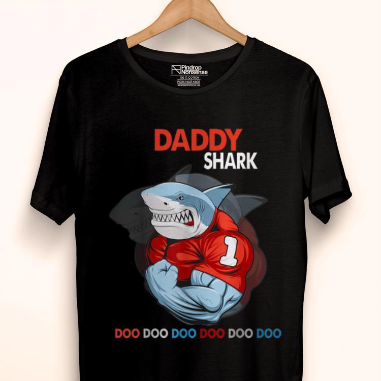 Original Daddy Shark Doo Doo Shirt