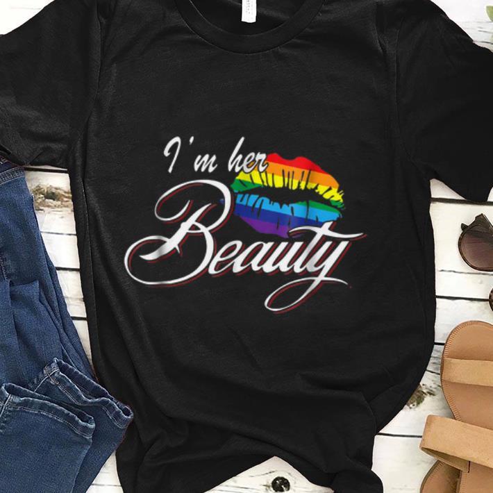 Original Coupless For Lesbians - IM Her Beauty LGBT shirt
