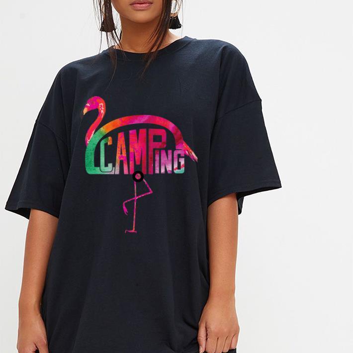 Original Flamingo Camping shirt