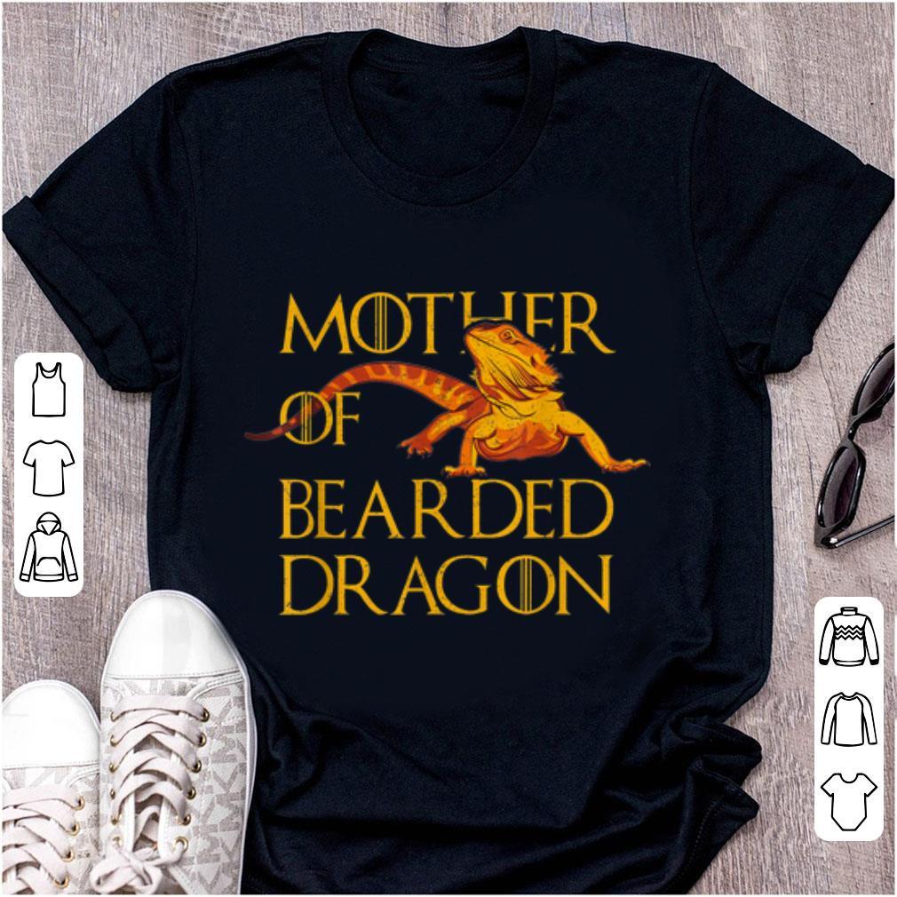 Premium Mother Of Bearded Dragons shirt