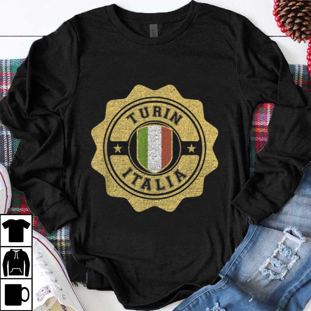 Premium Turin Italy Varsity shirt