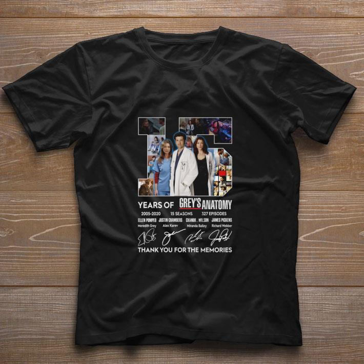 15 Years Of Grey S Anatomy 2005 2020 Thank You For The Memories Shirt 1 1.jpg