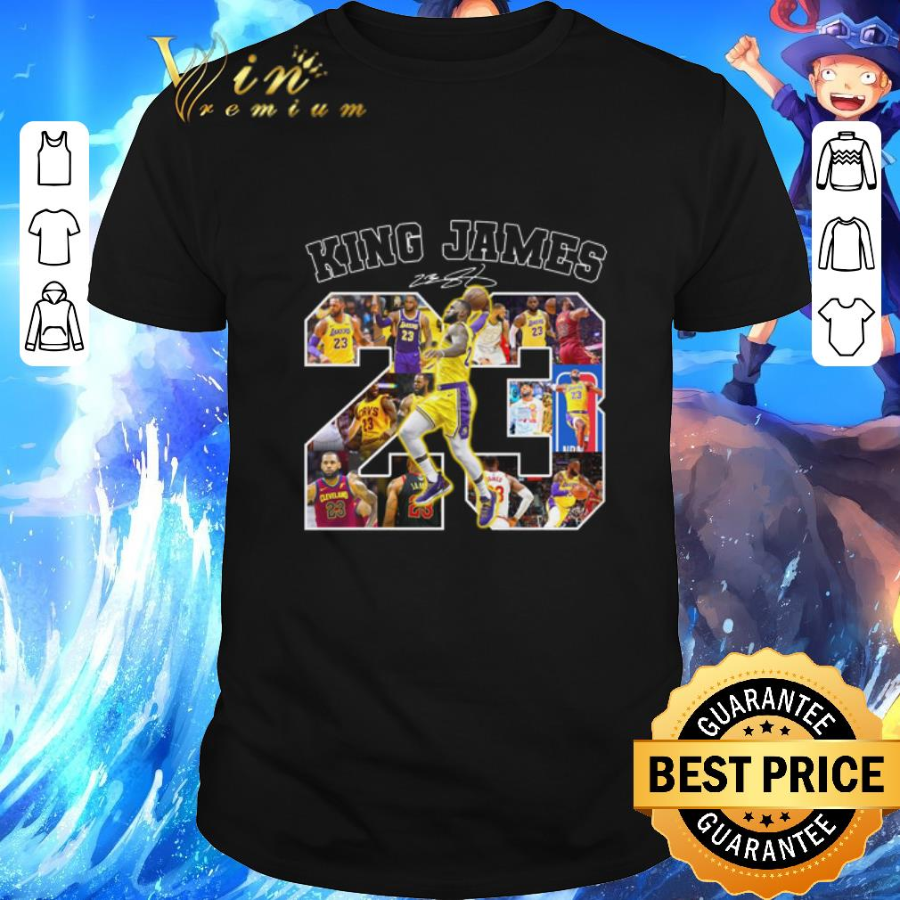 Awesome 23 King James Signature Shirt 1 1.jpg