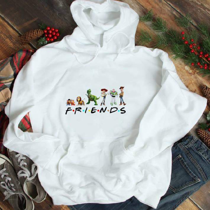 Awesome Friends Toy Story 4 characters shirt