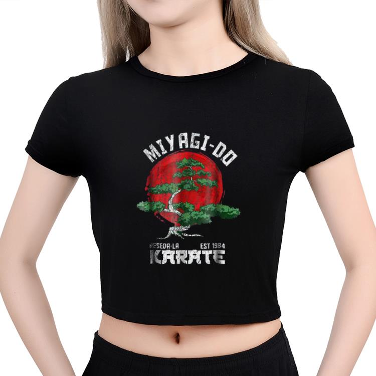 Nice Miyagido Resedala Karate shirt